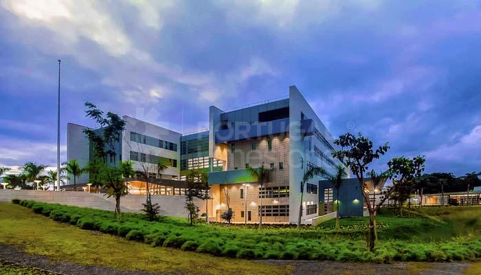 American Embassy in the Dominican Republic - Cabeca Veada