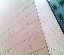 Leeds University in the UK - Cabeca Veada Exterior cladding