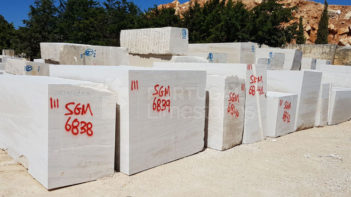 Moca Cream limestone blocks supply