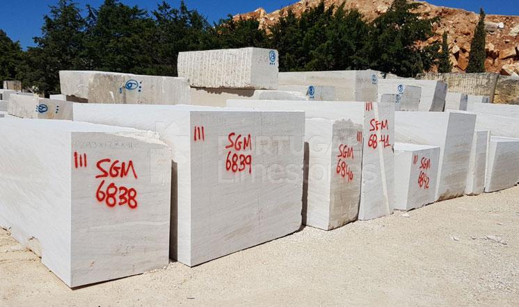 Moca Cream limestone blocks supply